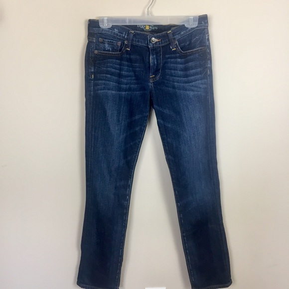 Lucky Brand Denim - Women's Sz 4/27 Lucky Brand Sweet n Straight Jeans